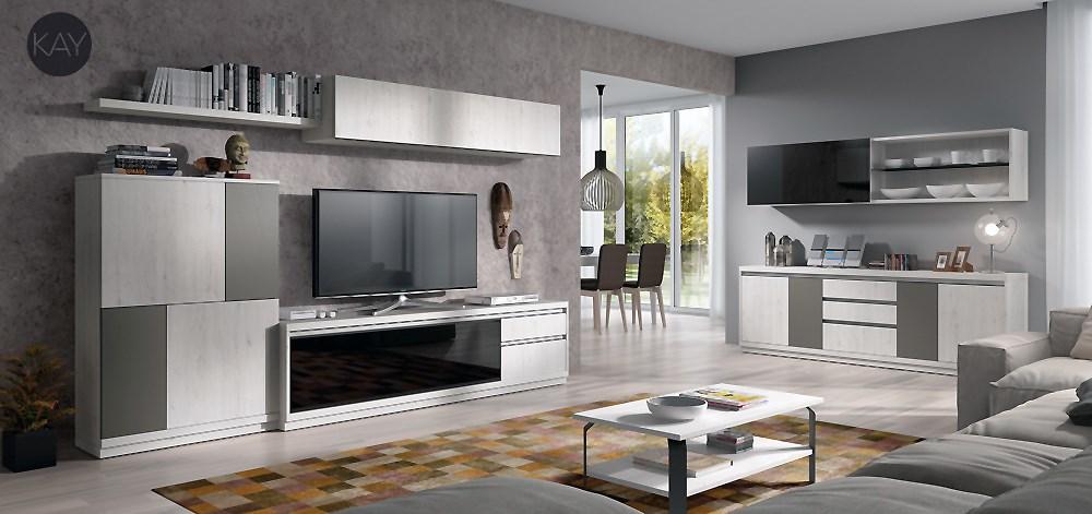 Salones modernos en elda for Muebles en elda