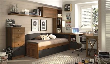 dormitorio juvenil clsico